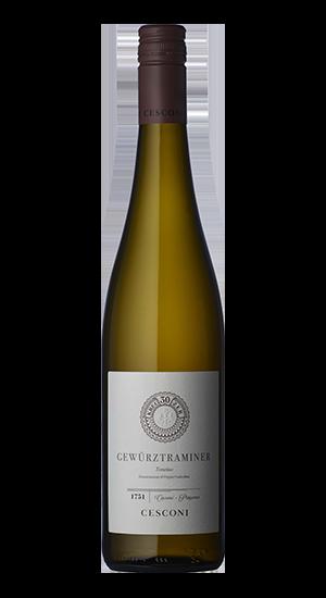 Vino bianco biologico Gewürztraminer