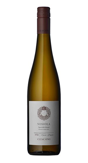 Nosiola, Vino Bianco Biologico, Trentino